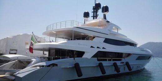 2015 Baglietto 46m Steel Hull 1507.3