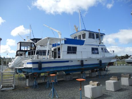 1991 Corsair Custom Pilothouse 4200/47