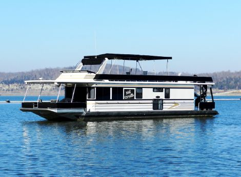 1993 Stardust Cruisers 14'x65' Houseboat