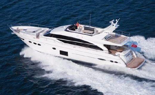 2012 Princess 82 Motor Yacht