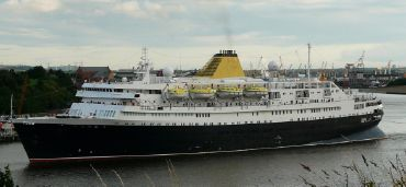 1948 Cruise Ship, 550 Passengers - Completely Rebuilt 1994 - Stock No. S2128