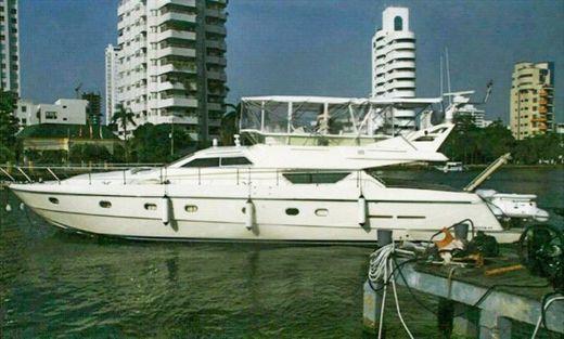 1999 Ferretti 620