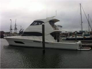 2013 Riviera ENCLOSED FLYBRIDGE