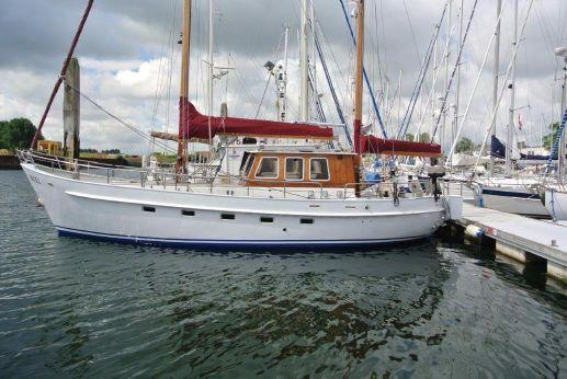 1995 De Vries Lentsch sailing cutter