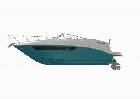 2016 Bayliner 842 Cuddy