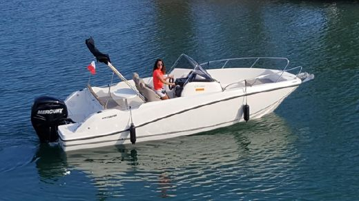 2017 Quicksilver Activ 675 Open