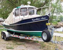 2008 Ranger Tug 21