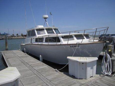 1971 Seaway Trawler