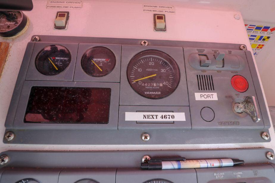 1993 Custom Searunner 64 Day Charter Passenger Catamaran Power Boat