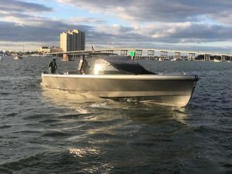 2020 Custom Seanfinity T4 Outboard