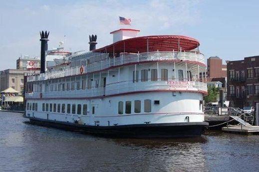 1985 Serodino Inc Yachts Dinner Boat