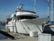 1982 Knight And Carver 62 Long Range Trawler