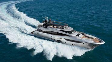 thumbnail photo 2: 2019 Monte Carlo Yachts MCY 105