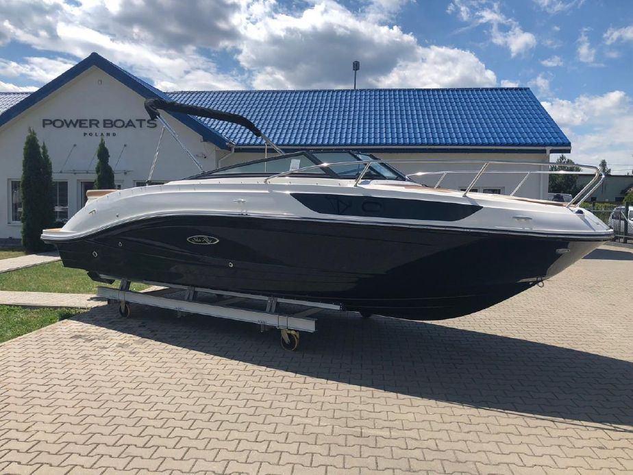 2018 sea ray 230 sse