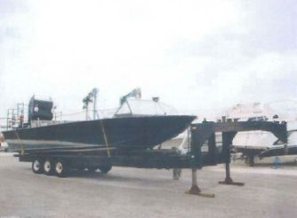 1988 Custom Jet Boat USA Jet