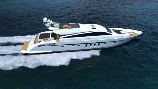 2018 Italiayachts Leopard
