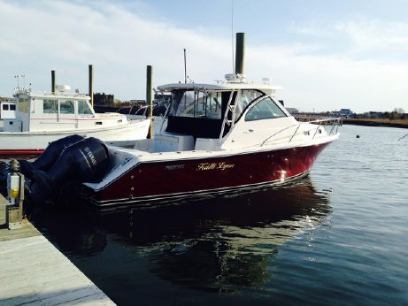 2010 Pursuit 345 OS