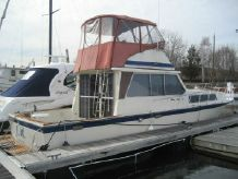 1980 Burns Craft Flybridge