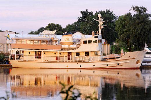 1964 Valmet Pansio Finland Ice Class Yacht