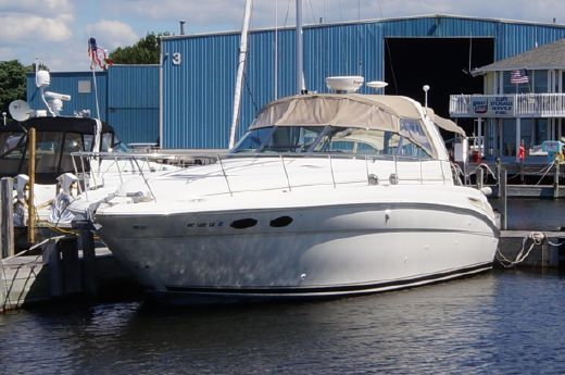 2000 Sea Ray 380 Sundancer BOW THRUSTER