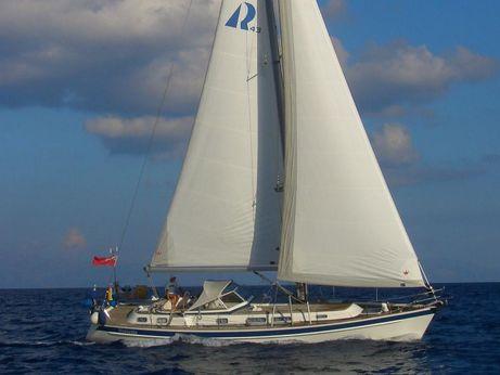 2006 Hallberg-Rassy 43