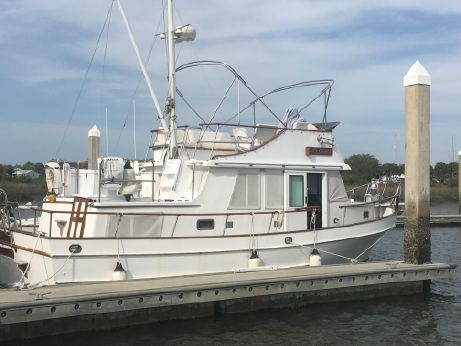 1978 Marine Trader 34 Double Cabin