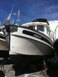 Nordic Tug 32 FLYBRIDGE, clean!, CT