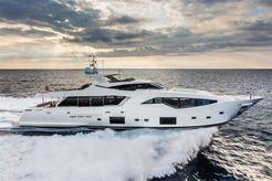 2016 Ferretti Yachts Custom Line 108'