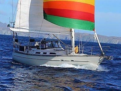 1988 Freedom Yachts 45 CC