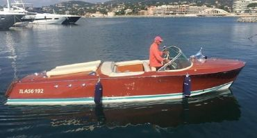 1965 Riva Ariston