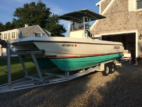 1997 Sea Cat 21 FT Center Console (New power in 2008!)