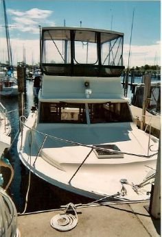 1973 Viking Sport Fisherman