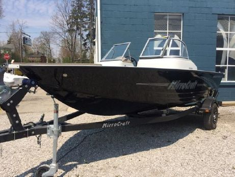 2015 Mirrocraft 1663 Aggressor