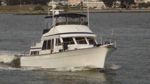 1992 Tollycraft Motor Yacht