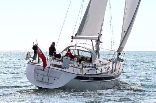 2011 Hallberg-Rassy 43