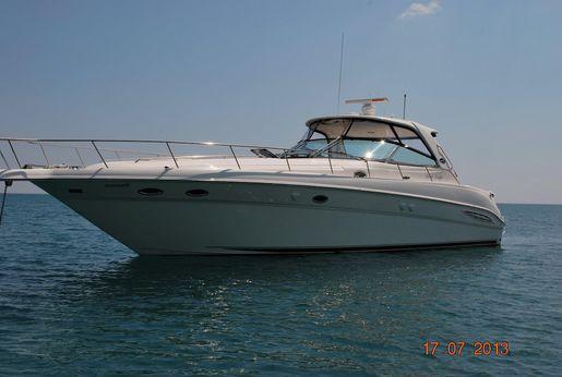 2002 Sea Ray 460 Sundancer