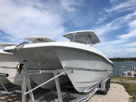 2018 Twin Vee OceanCat 310 GF