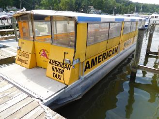 2002 Dolley Madison 45 Water Taxi