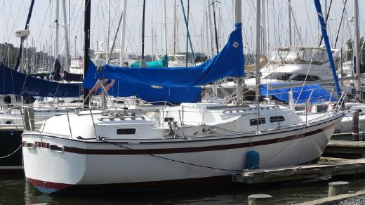 1977 32' O'day sloop Rig