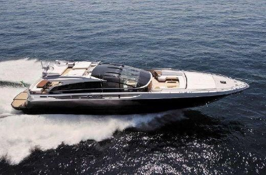2011 Baia One Hundred Motor Yacht
