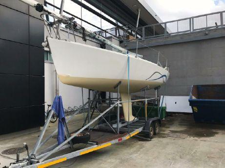 1996 J Boats J/80