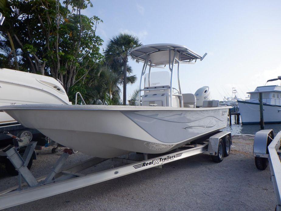 große Sammlung ästhetisches Aussehen wie kauft man 2019 Carolina Skiff 238 DLV Power Boat For Sale - www ...