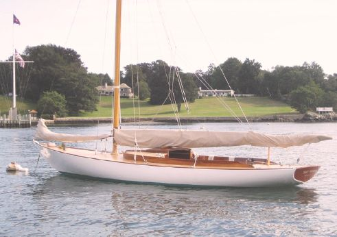 1996 Brooklin Boat Yard Herreshoff Buzzards Bay 25