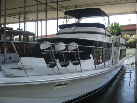 1984 Bluewater 510 Coastal Cruiser