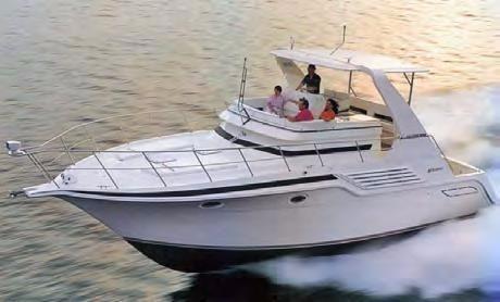 1994 Cruisers Yachts 4285 Express Bridge