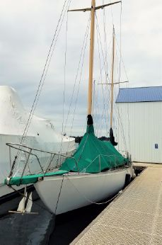 1965 Spencer Ketch