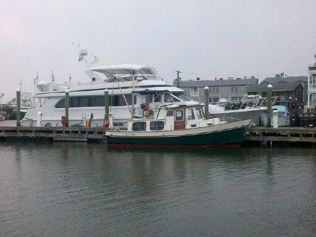 1987 Eagle Pilot House Trawler