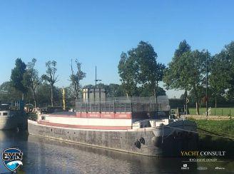 1942 Custom Spits Restaurant Boat 38meter