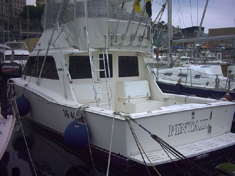 2001 Cabo 35' Fly