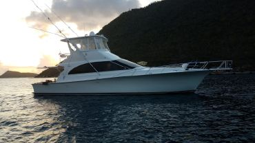 1999 Ocean 48 Super Sport Convertible